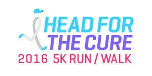 Head for the cure logo