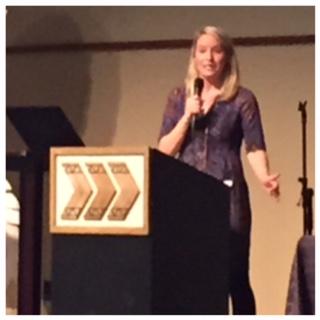 speaking at FBC Lewisville Mom's inc